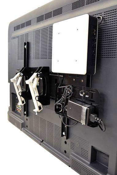 "Ergotron SIM90 Signage Integration Mount 81,3 cm (32"") VESA Nero - 5"