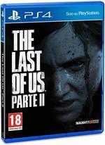The Last Of Us Parte 2 Standard Plus - PS4