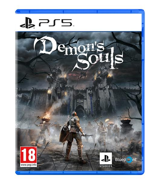 Sony Demons Souls PlayStation 5 Basic Tedesca, Inglese, ITA