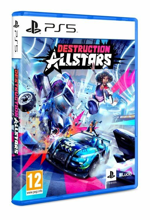 Destruction all stars - PS5 - 2