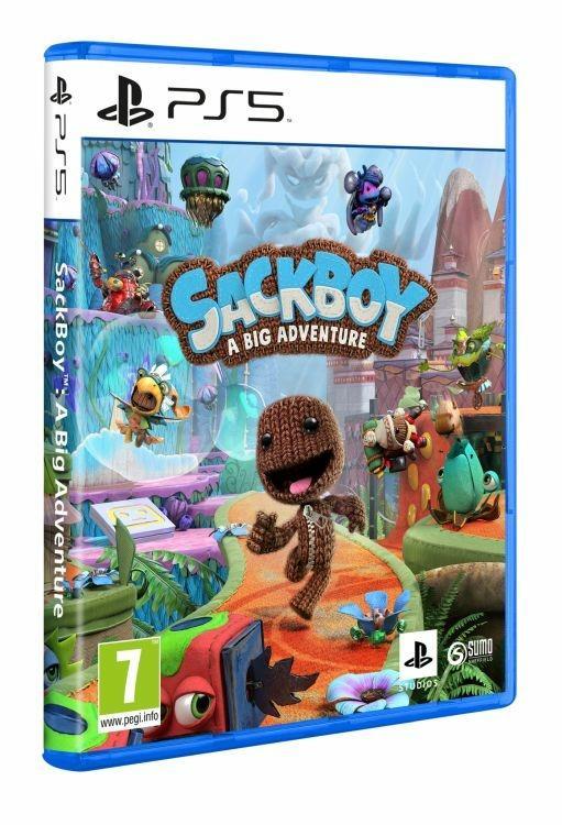 Sackboy: A Big Adventure - PS5 - 2
