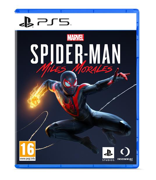Sony Marvel's Spider-Man: Miles Morales PlayStation 5 Basic Tedesca, Inglese, ITA