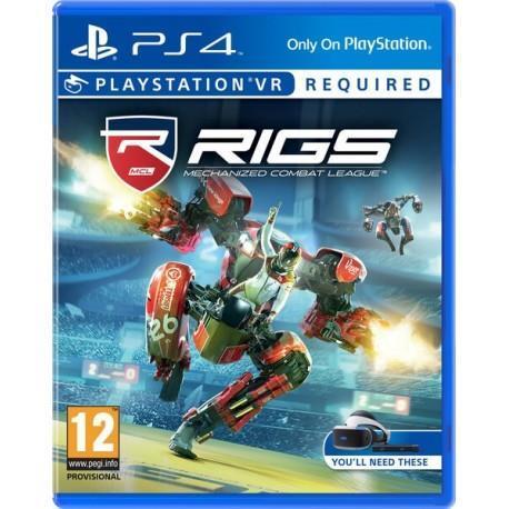 Rigs - Mechanized Combat League - PS4