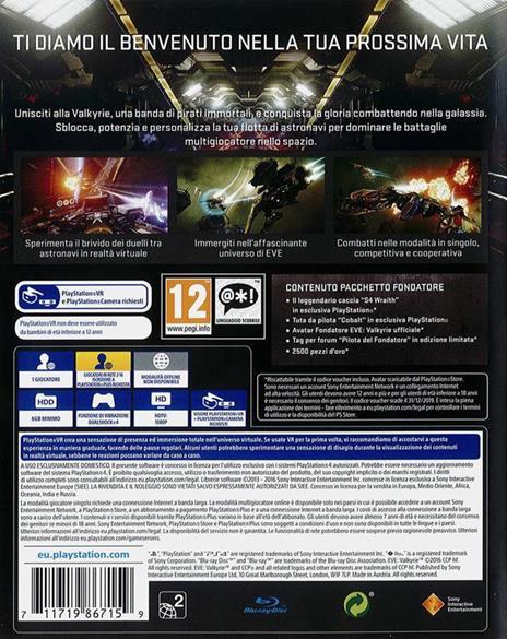 EVE Valkirie - PS4 - 3