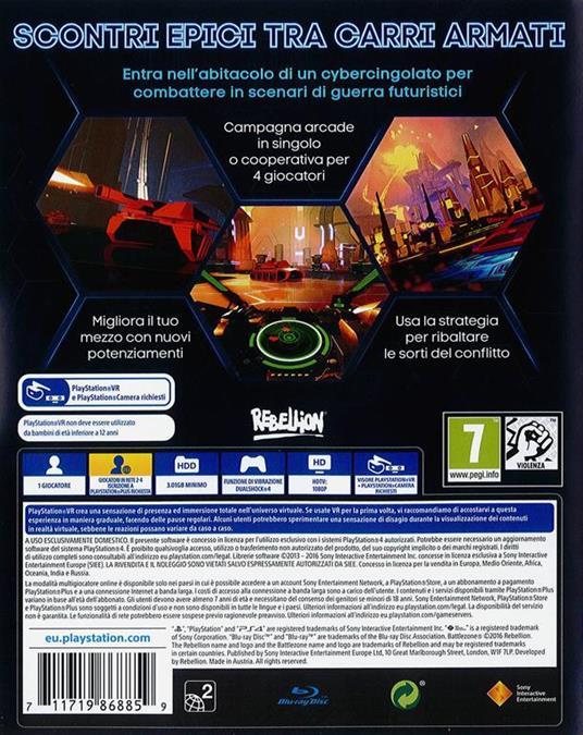 BattleZone - PS4 - 3