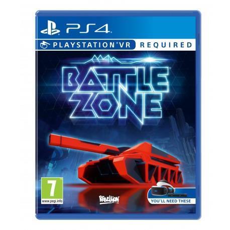 BattleZone - PS4 - 2