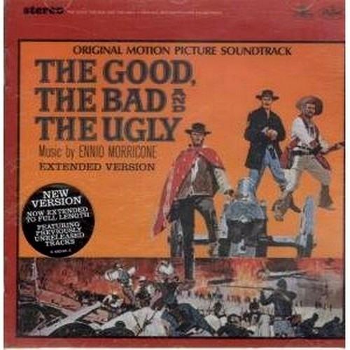 Il Buono, Il Brutto, Il Cattivo (The Good, the Bad and the Ugly) (Colonna sonora) - CD Audio di Ennio Morricone