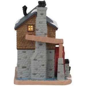 Lemax Segheria - Herschel'S Sawmill Cod 05625 Village - 3