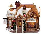 Lemax Negozio Tè - Devaney''S Bakery Cod 35793 Village Presepe
