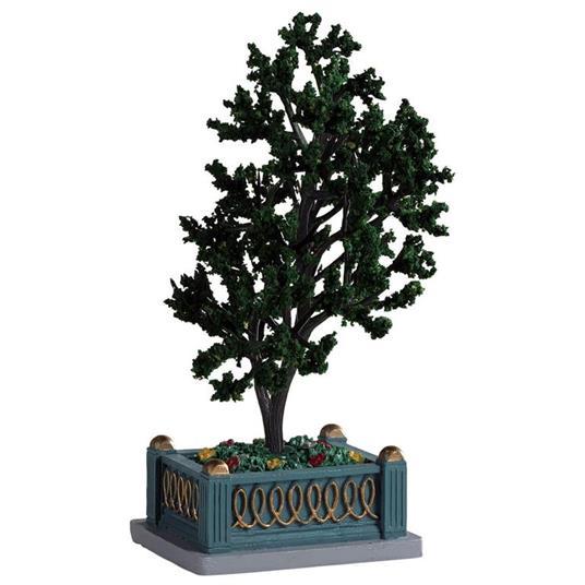 Lemax Albero Di Paese. Village Tree Cod 94532