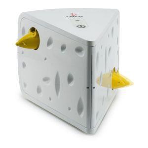 FroliCat Gioco per Gatti Automatico Cheese