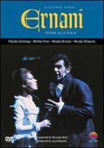 Giuseppe Verdi. Ernani (DVD)