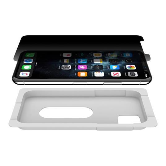 Belkin InvisiGlass Protezione per schermo opaca Apple 1 pezzo(i) - 4