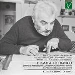 Homage to Franco. Contemporary Piano Works