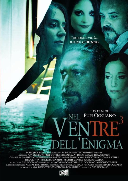 Nel ventre dell'enigma (DVD) di Pupi Oggiano - DVD