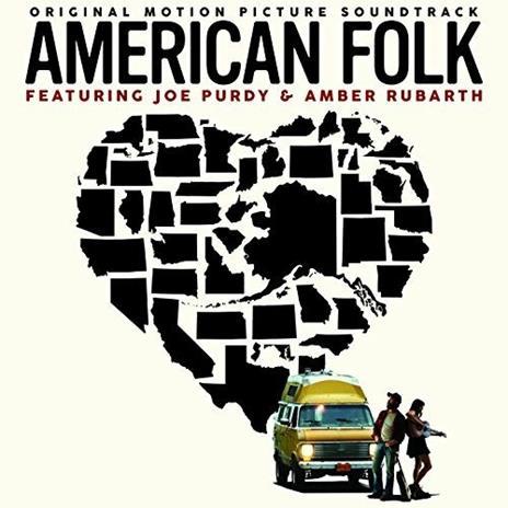 American Folk (Colonna sonora) - CD Audio