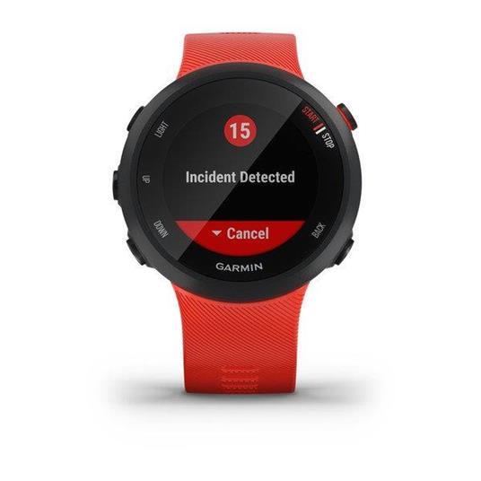 """Garmin Forerunner 45 2,64 cm (1.04"""") Rosso GPS (satellitare) - 2"""