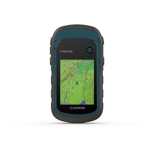 Garmin eTrex 22x localizzatore GPS Personale Nero, Grigio 8 GB