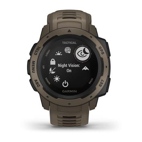 Garmin Instinct Tactical Edition Marrone GPS (satellitare) - 2