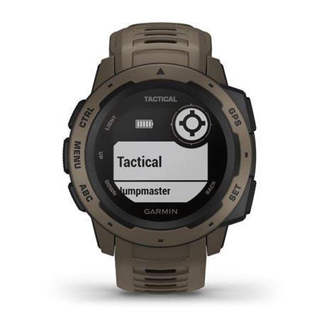 Garmin Instinct Tactical Edition Marrone GPS (satellitare) - 6
