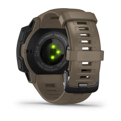 Garmin Instinct Tactical Edition Marrone GPS (satellitare) - 9