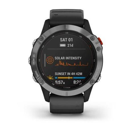 "Garmin FENIX 6 MIP 3,3 cm (1.3"") Argento GPS (satellitare) - 4"