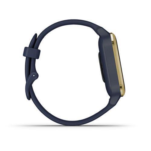 "Garmin Venu SQ Music 3,3 cm (1.3"") Oro, Blu marino GPS (satellitare) - 3"