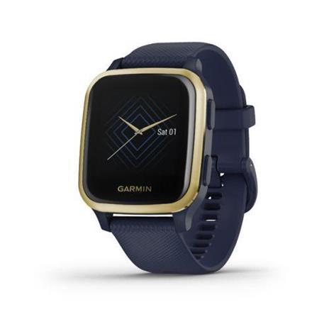 "Garmin Venu SQ Music 3,3 cm (1.3"") Oro, Blu marino GPS (satellitare) - 6"