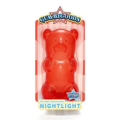 Lampada Gummy Night Light - 3