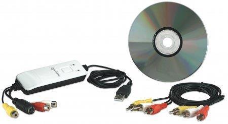 Manhattan 162579 scheda di acquisizione video USB 2.0