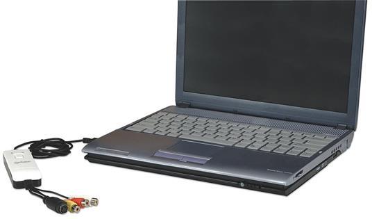 Manhattan 162579 scheda di acquisizione video USB 2.0 - 2