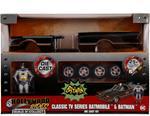 1966 Tv Series Batmobile W/ Batman & Robin