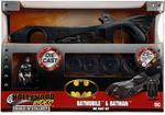 1989 Batmobile & Batman Figure