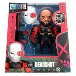 Suicide Squad Metals Diecast M116 Deadshot 16cm Figure