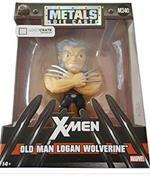 Marvel Comics Metals Diecast Mini Figure Wolverine Old Man Logan LC Exclusive 10 cm