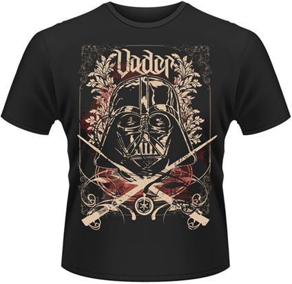 T-Shirt uomo Star Wars. Metal Vader
