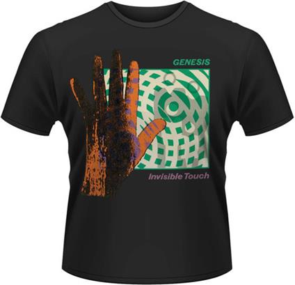 T-Shirt uomo Genesis. Invisible Touch