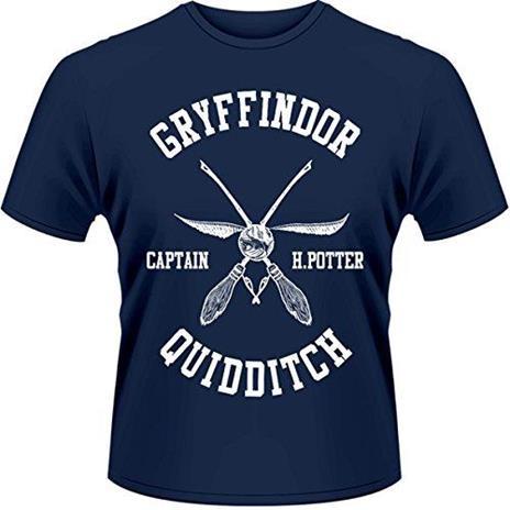 T-Shirt unisex Harry Potter. Captain Harry Potter - 2