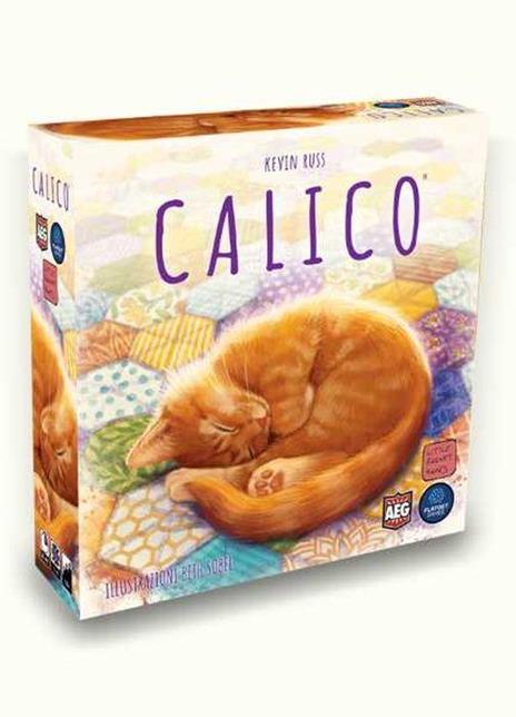 Calico. Gioco da tavolo - 2