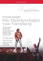 Richard Wagner. Die Meistersinger von Nürnberg. I maestri cantori di Norimberga (2 DVD)