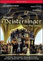Richard Wagner. I Maestri Cantori di Norimberga. Die Meistersinger Von Nürnberg (2 DVD)
