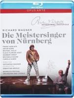 Richard Wagner. Die Meistersinger von Nürnberg. I maestri cantori di Norimberga (Blu-ray)