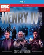 William Shakespeare. Henry IV. Enrico IV (2 Blu-ray)