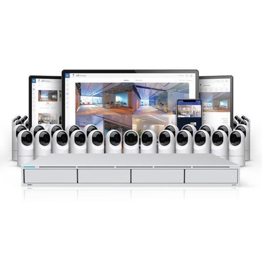 Ubiquiti Networks UNVR Videoregistratore di rete (NVR) Grigio - 3