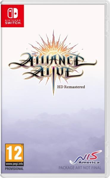 The Alliance Alive Remast.Awakening Ed. - SWITCH