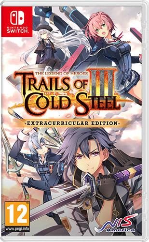 The Legend of Heroes TrailsOfColdSteel 3 - SWITCH