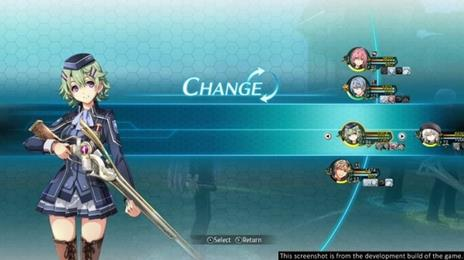 The Legend of Heroes TrailsOfColdSteel 3 - SWITCH - 2