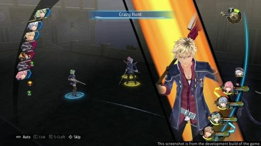 The Legend of Heroes TrailsOfColdSteel 3 - SWITCH - 4