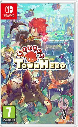 Little Town Hero Big Idea Edition - SWITCH