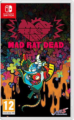 Mad Rat Dead - SWITCH